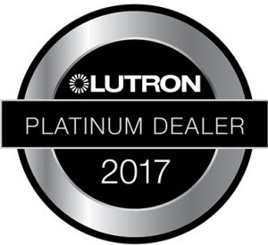 Lutron Platinum Dealer