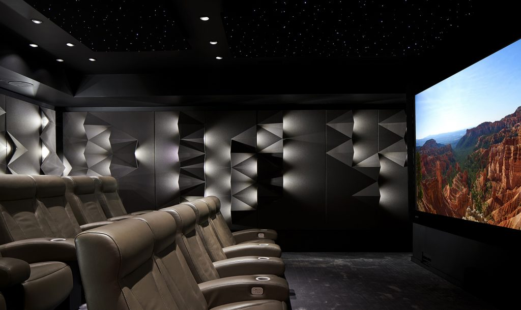 Home Theater Automation