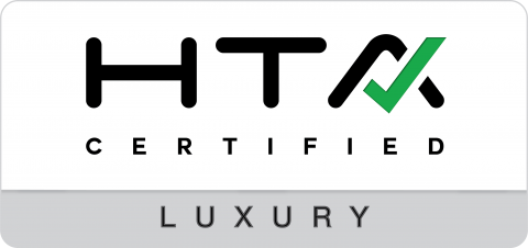 HTA Certified Logo Luxury