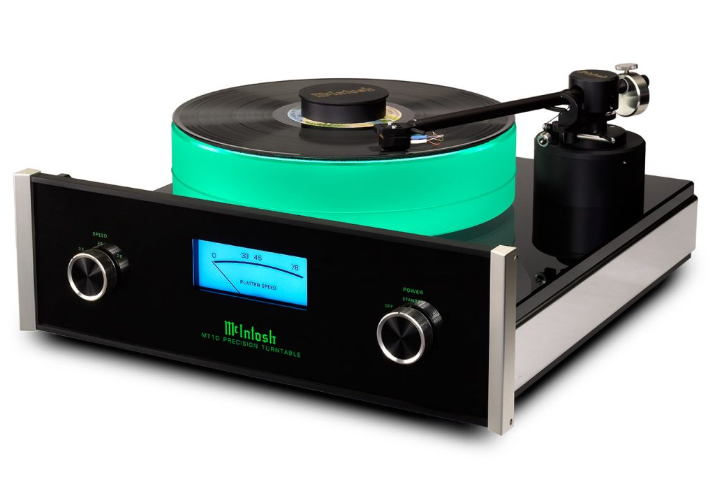 AUDIO SOLUTIONS_MCINTOSH TURNTABLE MT10