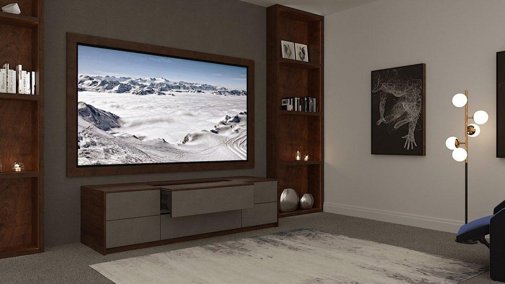 Supersize TVs