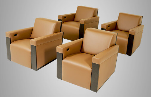 Theater Club Chairs