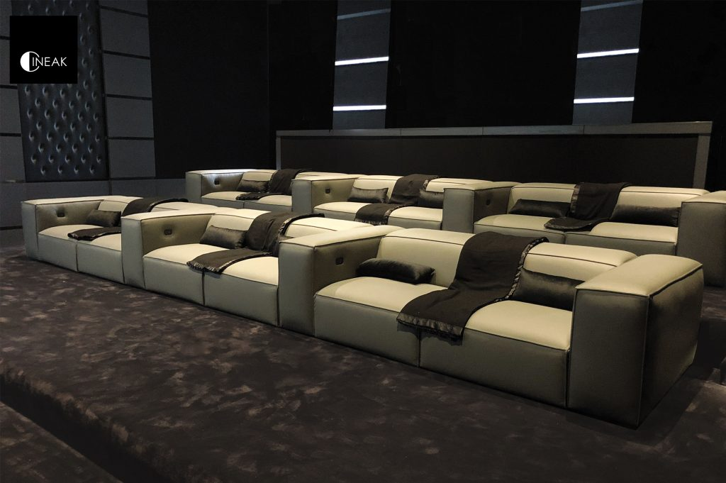 Private Cinema Seating