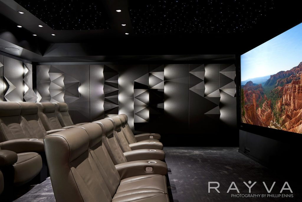 Rayva Home Theater