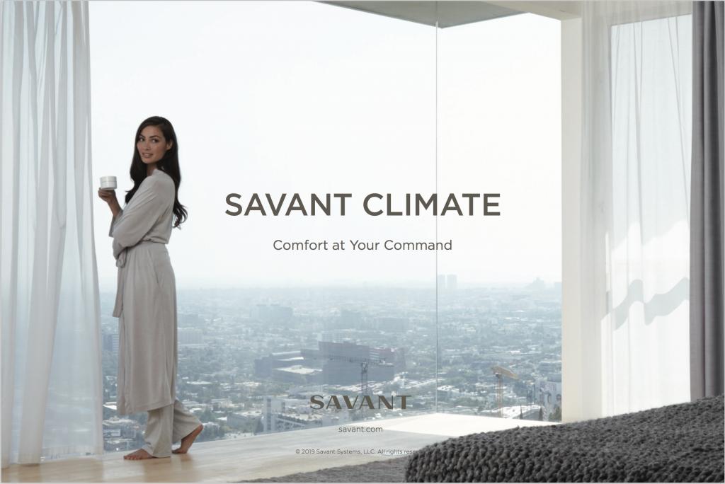Savant Climate Control Guide