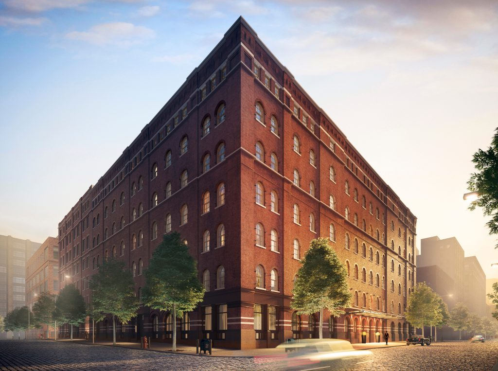 Technology provider for 443 Greenwich residences in Tribeca