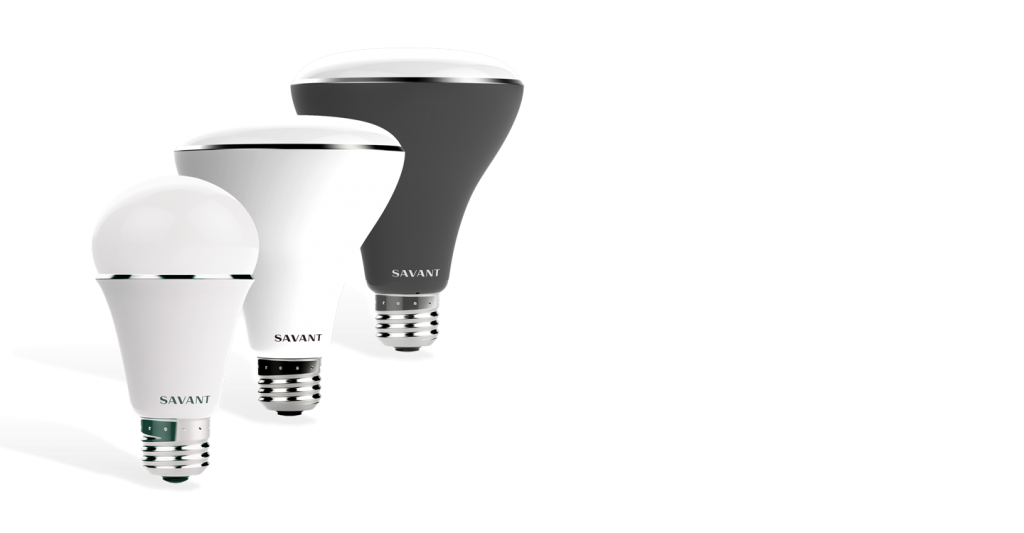 Savant LED bulbs