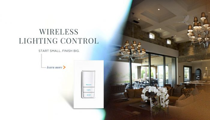 Vantage Wireless Lighting Control