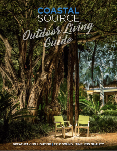 Coastal Source Outdoor Living Guide